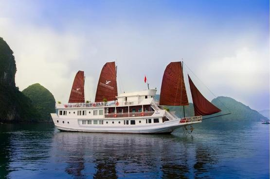 3day/2night Airport Transfer - Hanoi - Halong Bay - Hanoi (HOT DEAL!)